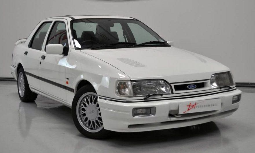 1992 Ford Sierra Rs Cosworth 4x4 On Ebay Here Https Ebay To