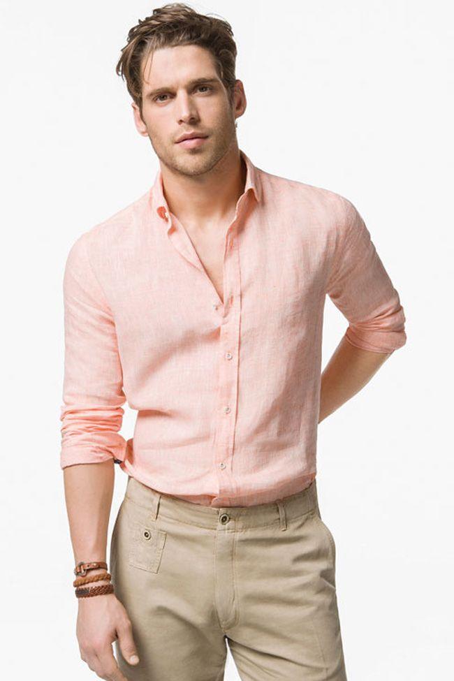 Nueva colección de lino en Men colección verano 2015 #tendencias2015 ...