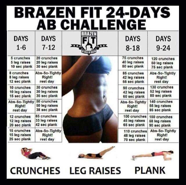 Brazilian Fit 24 day Challenge
