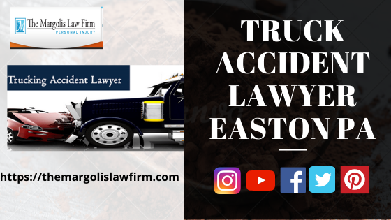 Truck Accident Lawyer Easton Pa Injury Lawyer Trucks Accident