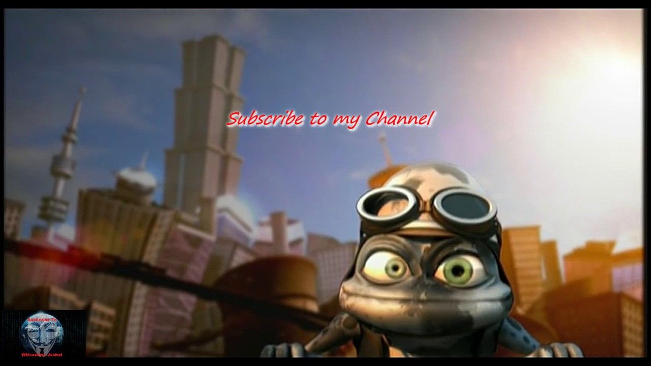 Crazy Frog Axel F Official Video - SongsPk Mp3