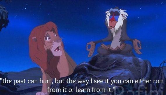 Lion King | Lustige zitate aus filmen, Disney lustige ...