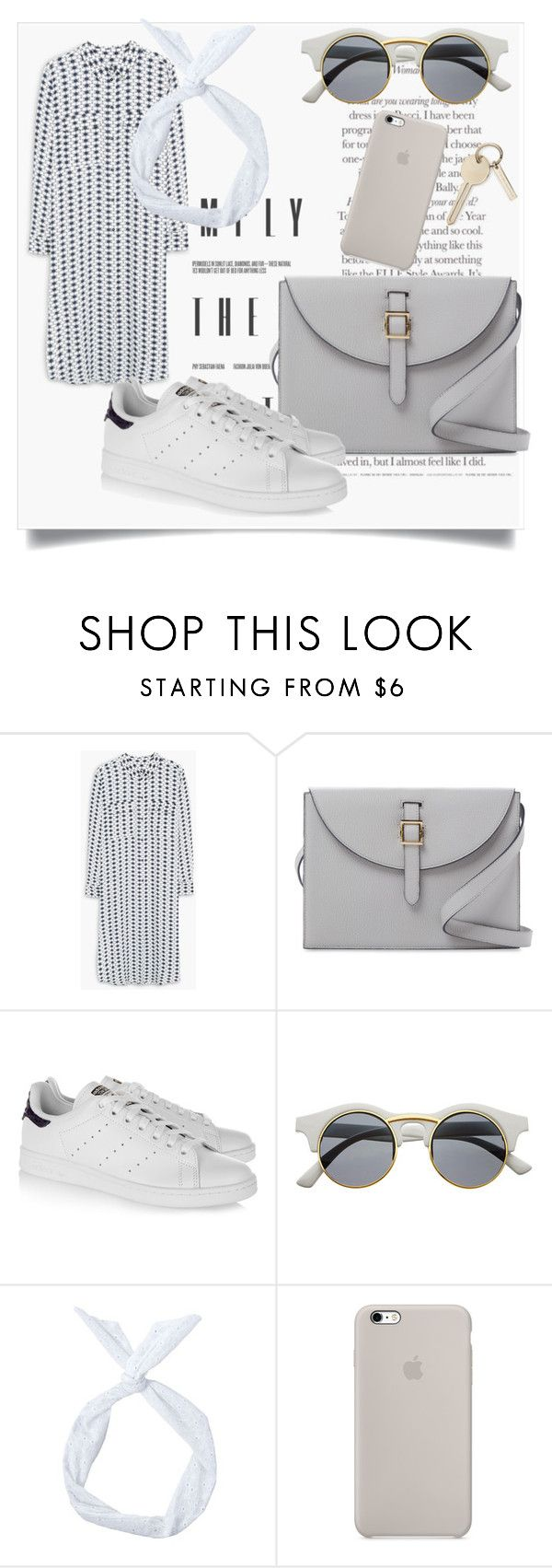 """""""#812"""" by mar-aloi ❤ liked on Polyvore featuring MANGO, Meli Melo, adidas Originals and Retrò"""