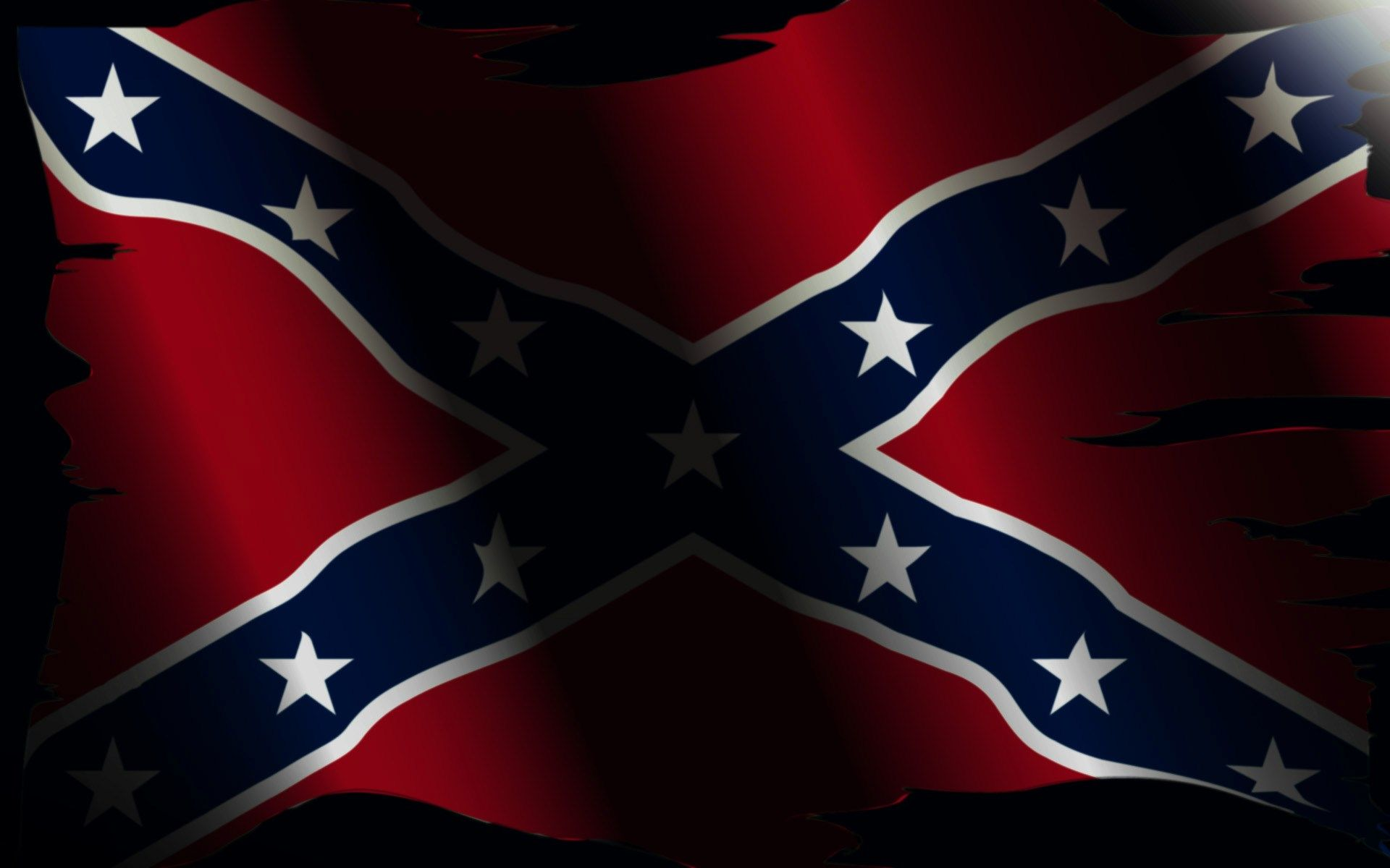 Фото флаг конфедерации
