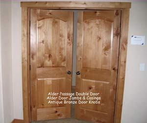 Interior Door Trim Options Upgrade Your Interior Doors To Real Wood Beautiful Solid Kno Interior Door Trim Manufactured Home Double Wide Manufactured Homes