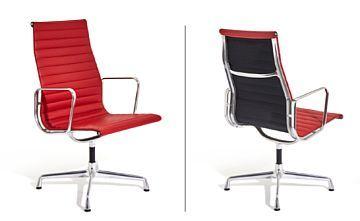 CHARLES & RAY EAMES Kontorstol Aluminium Chair EA 116, Vitra