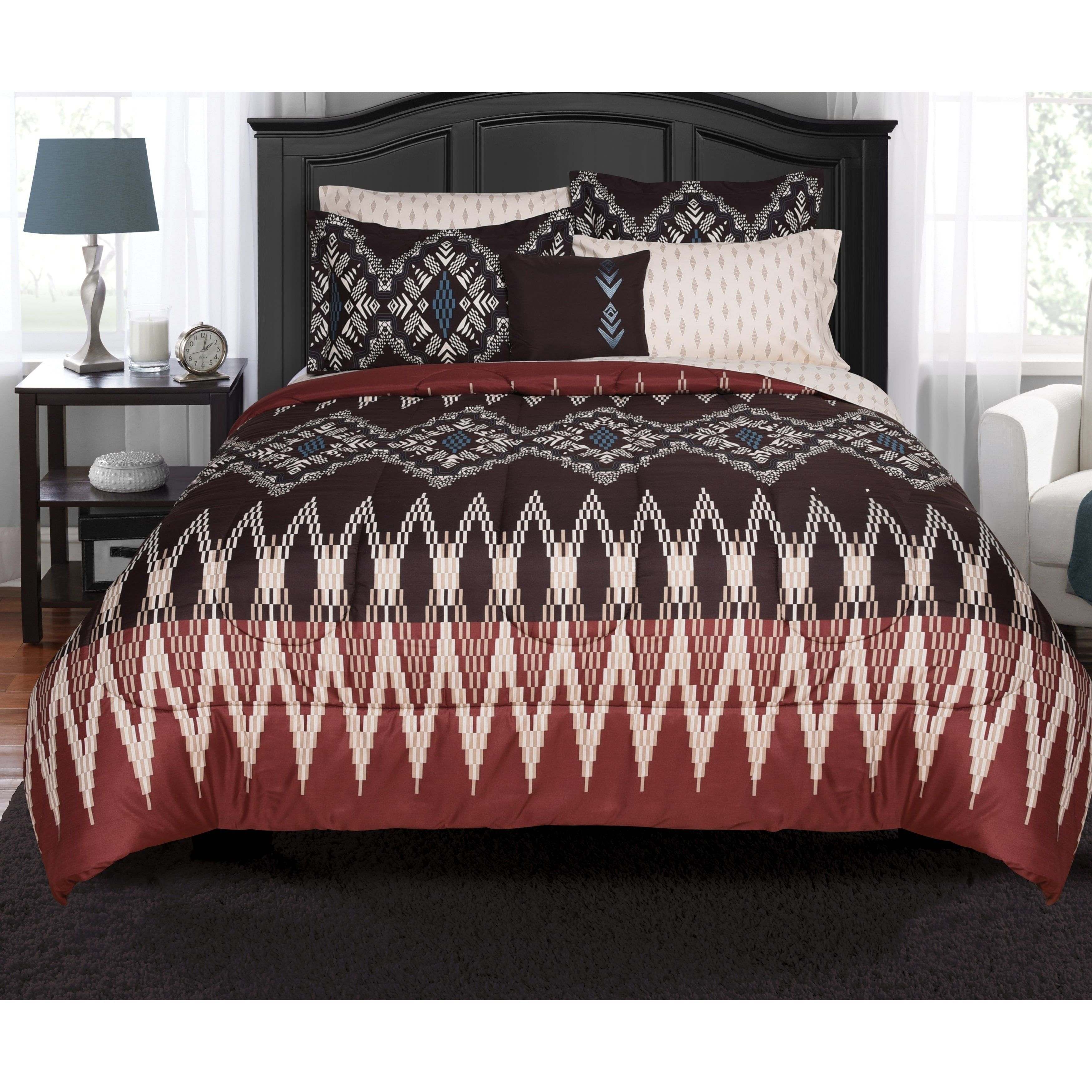 Overstock Com Online Shopping Bedding Furniture Electronics Jewelry Clothing More Complete Bedding Set Rustic Bedding Sets Most Comfortable Sheets