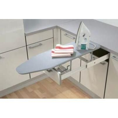 Drawer Pull Out Ironing Board Ironing Board Small Space