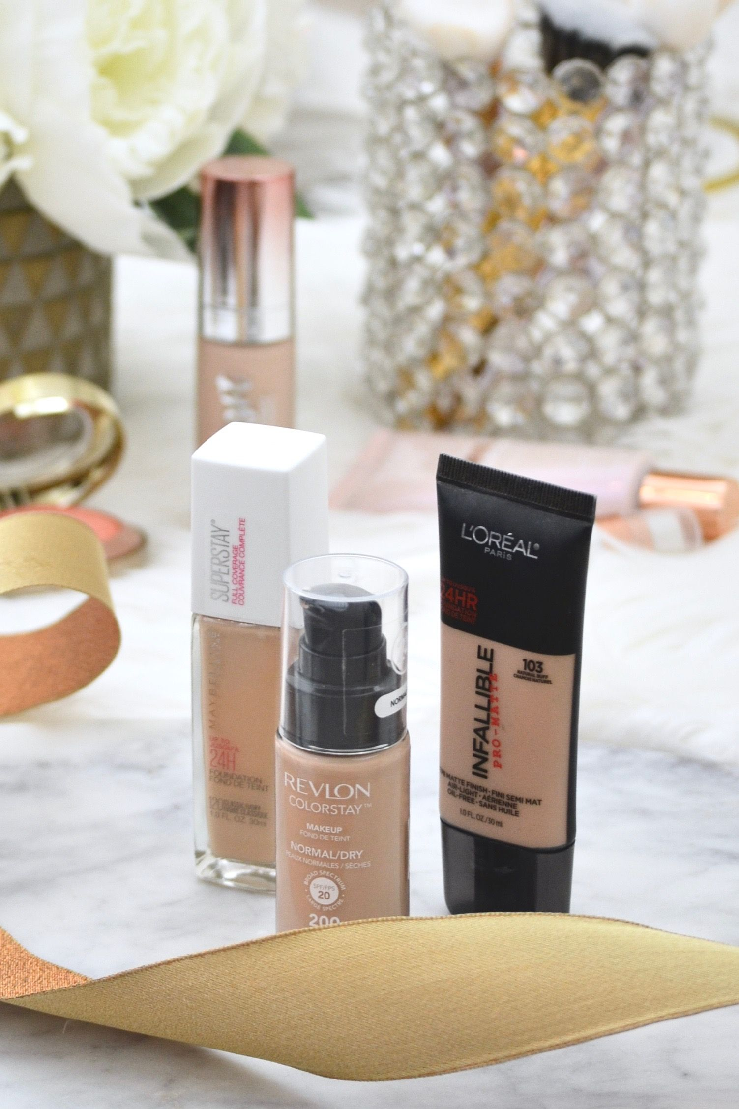 Best SweatProof LongLasting Drugstore Foundations for