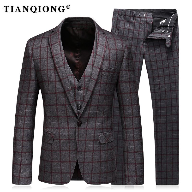 Cheap suit slim, Buy Quality designer prom suits directly from China ...