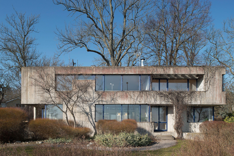 villa delin strandvägen 43 djursholm danderyd sweden architect