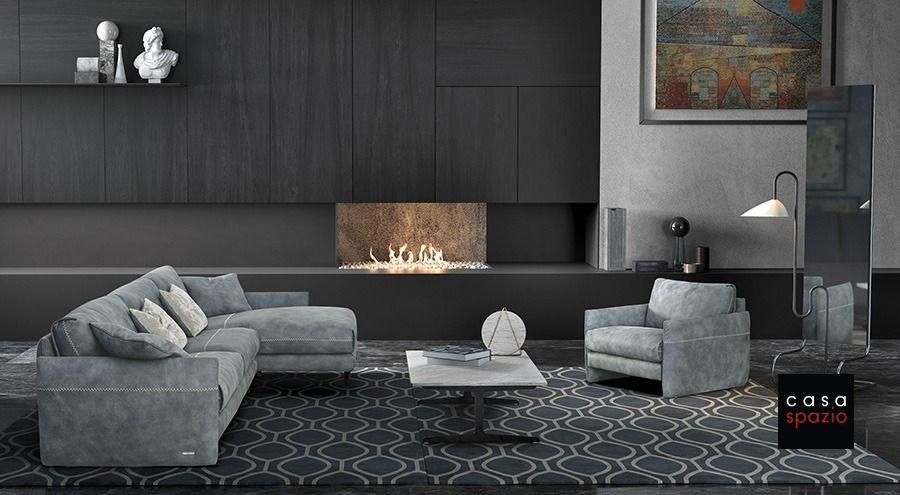 Gamma Mood Sofa Sectional Sofa Italian Furniture Brands Corner Sectional Sofa