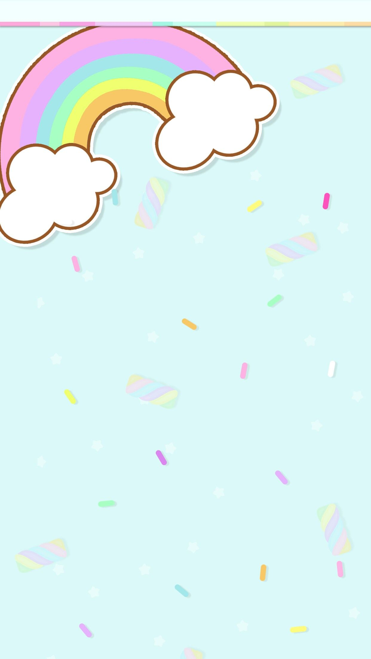 Rainbow Rainbow Wallpaper Iphone Rainbow Wallpaper Android