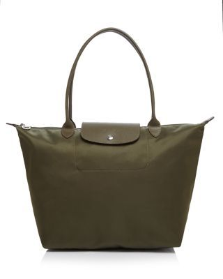 5d2d9d760dc0 LONGCHAMP Le Pliage Neo Large Tote.  longchamp  bags  tote  leather  lining   pvc  hand bags  nylon