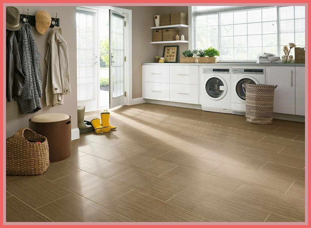 40 reference of Flooring Laundry room stone in 2020