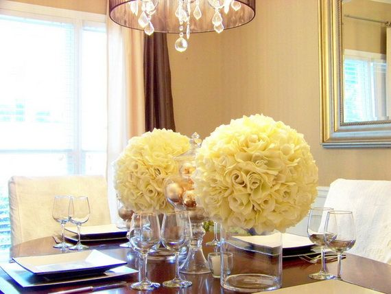 party centerpieces | more centerpieces ideas