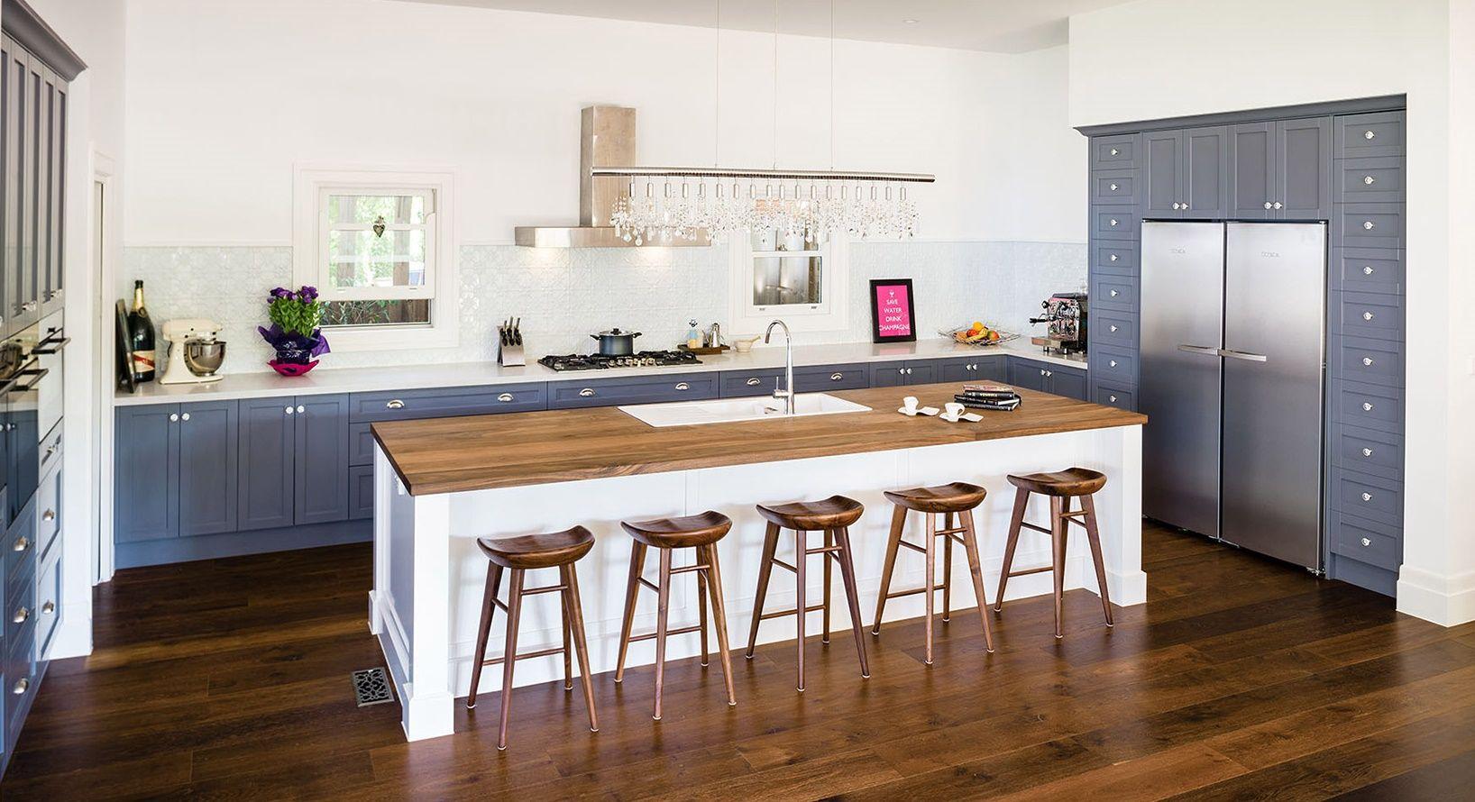 Kuchnia W Stylu Hampton Czym Sie Wyroznia Jak Ja Urzadzic Learning From Hollywood Kitchen Design Neutral Kitchen Designs Hamptons Kitchen