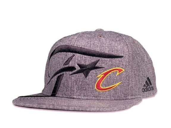 NBA Finals Cleveland Cavaliers SnapBack Hat 2016 Adidas Locker Room  Official-2 2d53789d002d