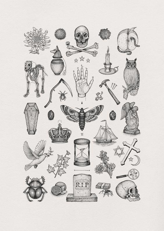 de tatouages mouton dessin tatouage