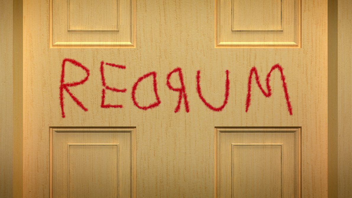 redrum picture Google Search The Overlook Pinterest