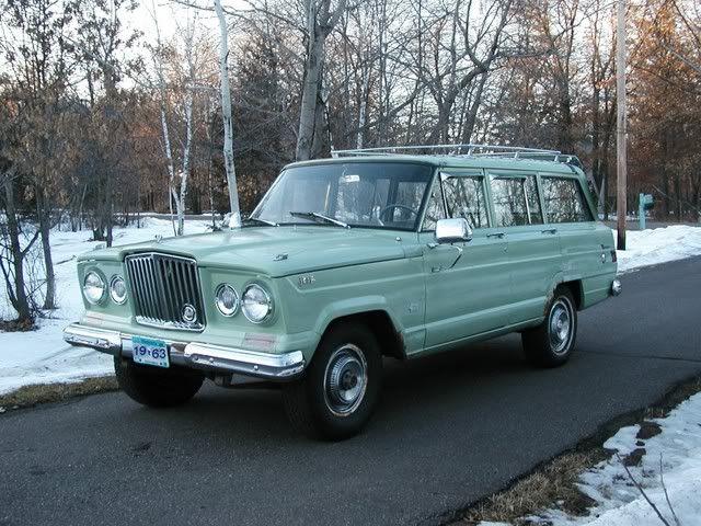 1963 Jeep Wagoneer 4x4 Cool Classic 4x4s Dude Pinterest Jeep
