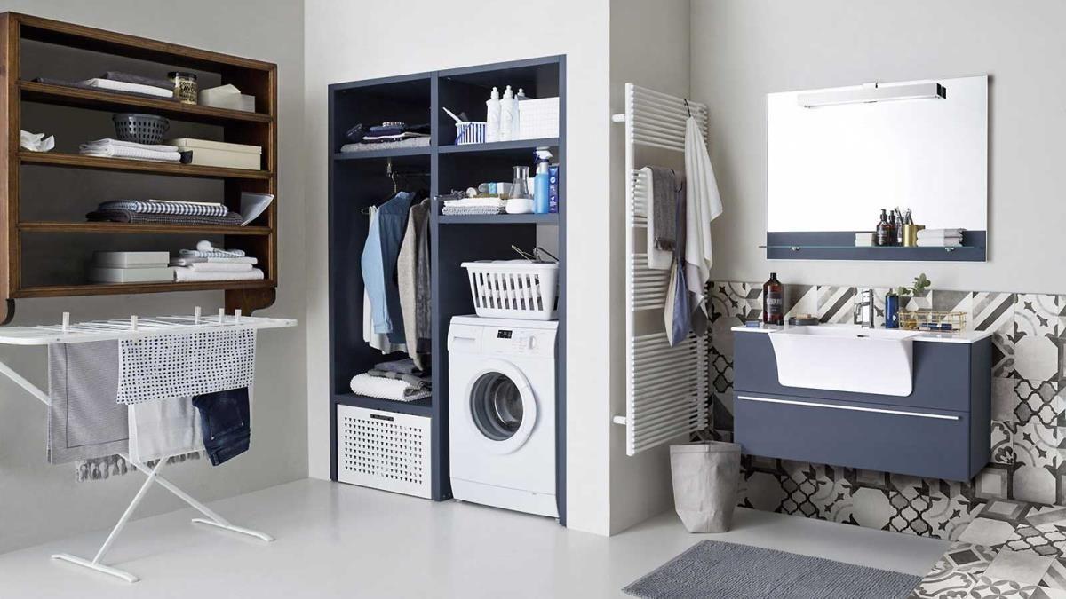 Illuminazione per lavanderia come organizzare la lavanderia