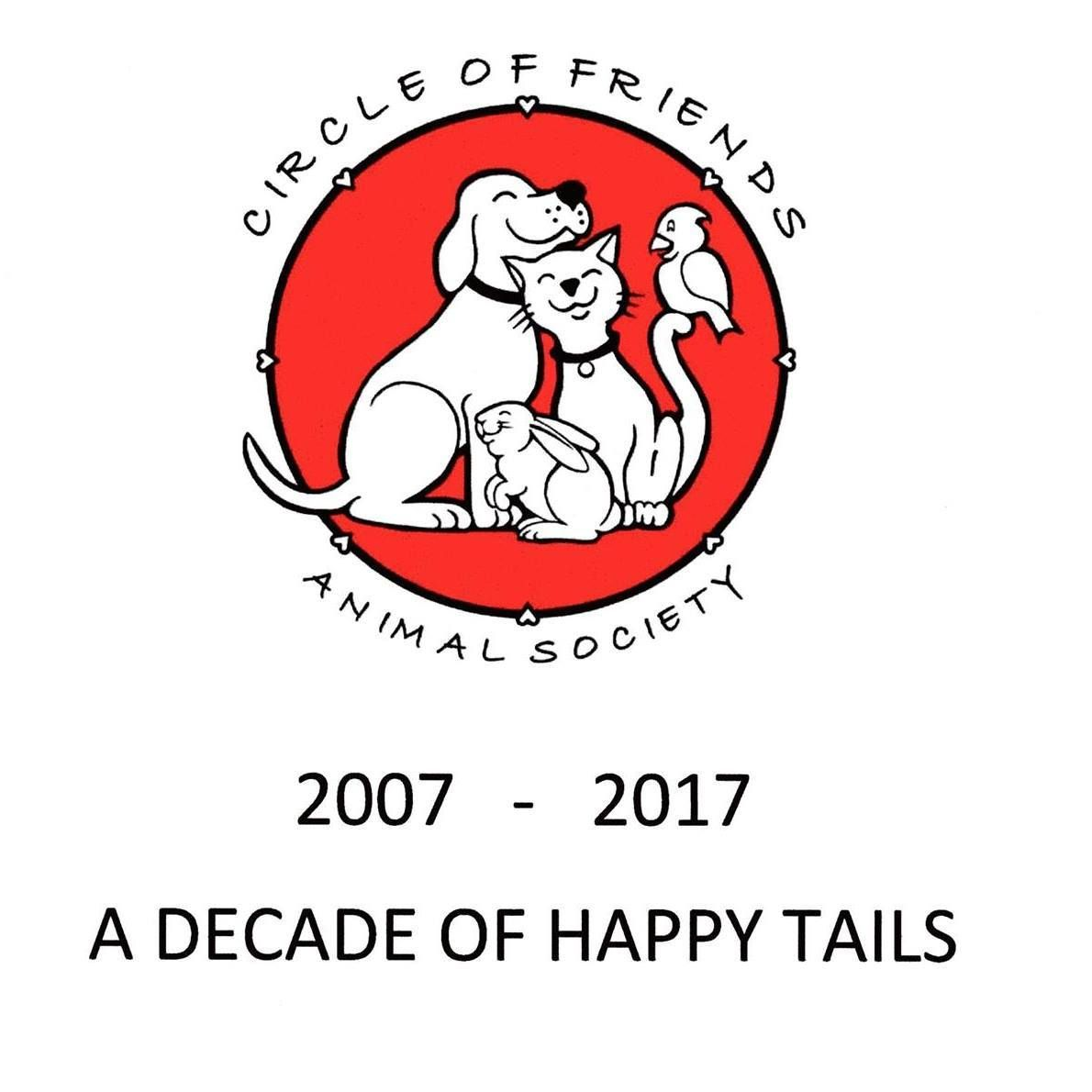 Get to know Circle of Friends Animal Society Inc. Animal