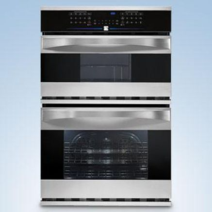 Kenmore Elite 30 S C Convection Micro Combo Stainless