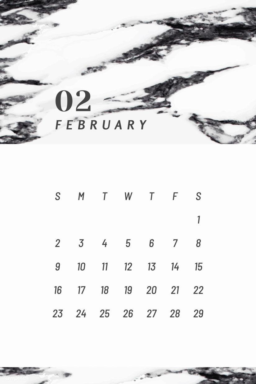 30 Free February 2020 Calendars For Home Or Office Kalendar Dlya
