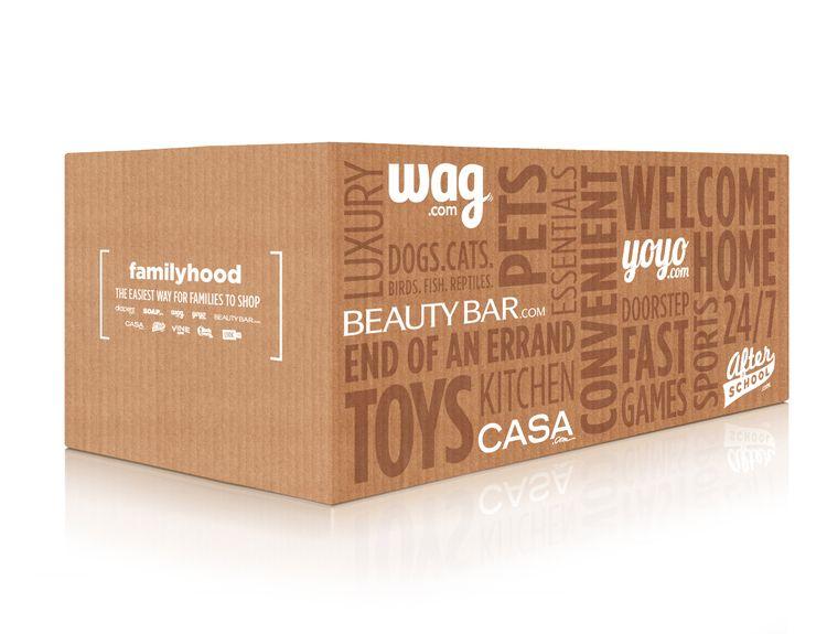 Creative Shipping Box