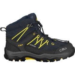 Photo of Cmp kids Rigel Mid Trekking Shoes Wp, tamanho 38 em B.blue-Zafferano, tamanho 38 em B.blue-Zafferano F