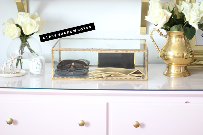 Glam Organization Tips // stephaniesterjovski.com