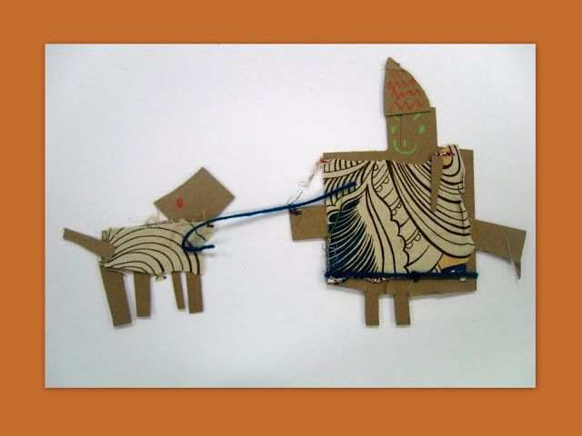 Creativity First!: Creative Cardboard Constructions