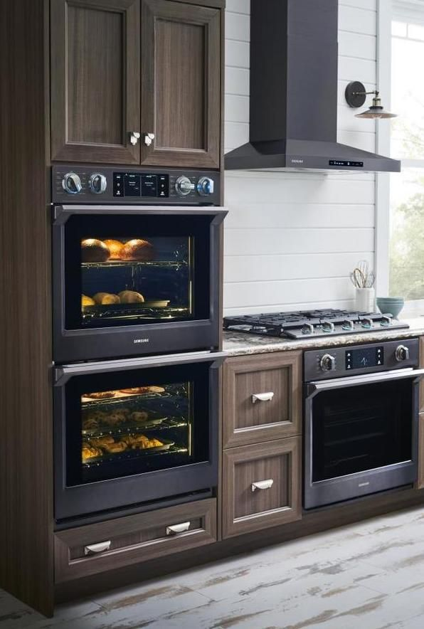 Samsung Steam Cook Flex Duo Self Cleaning True Convection Double