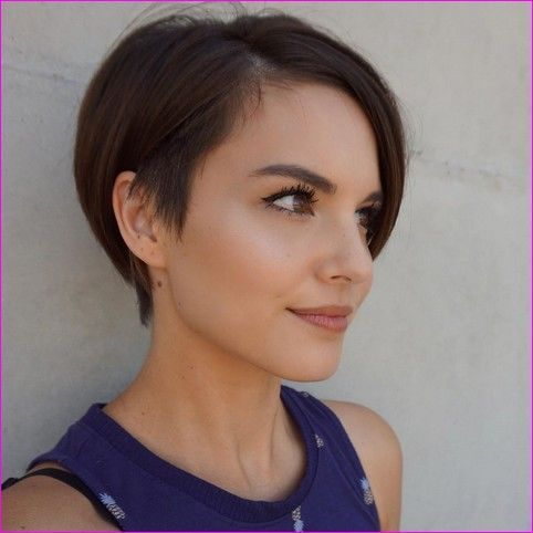 25 latest short hairstyles for fall  winter 20192020