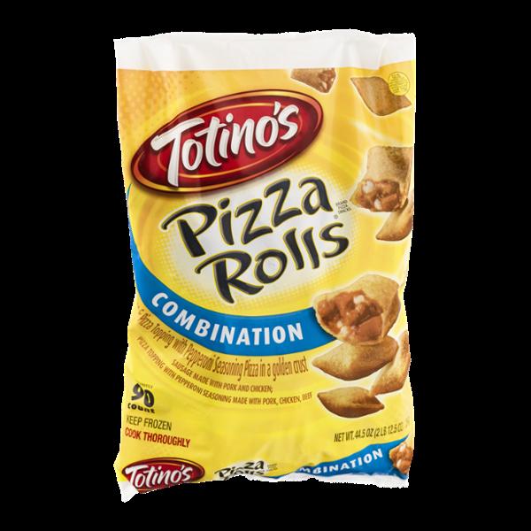 Totinos Pizza Rolls Combination 90 Ct Pizza Rolls