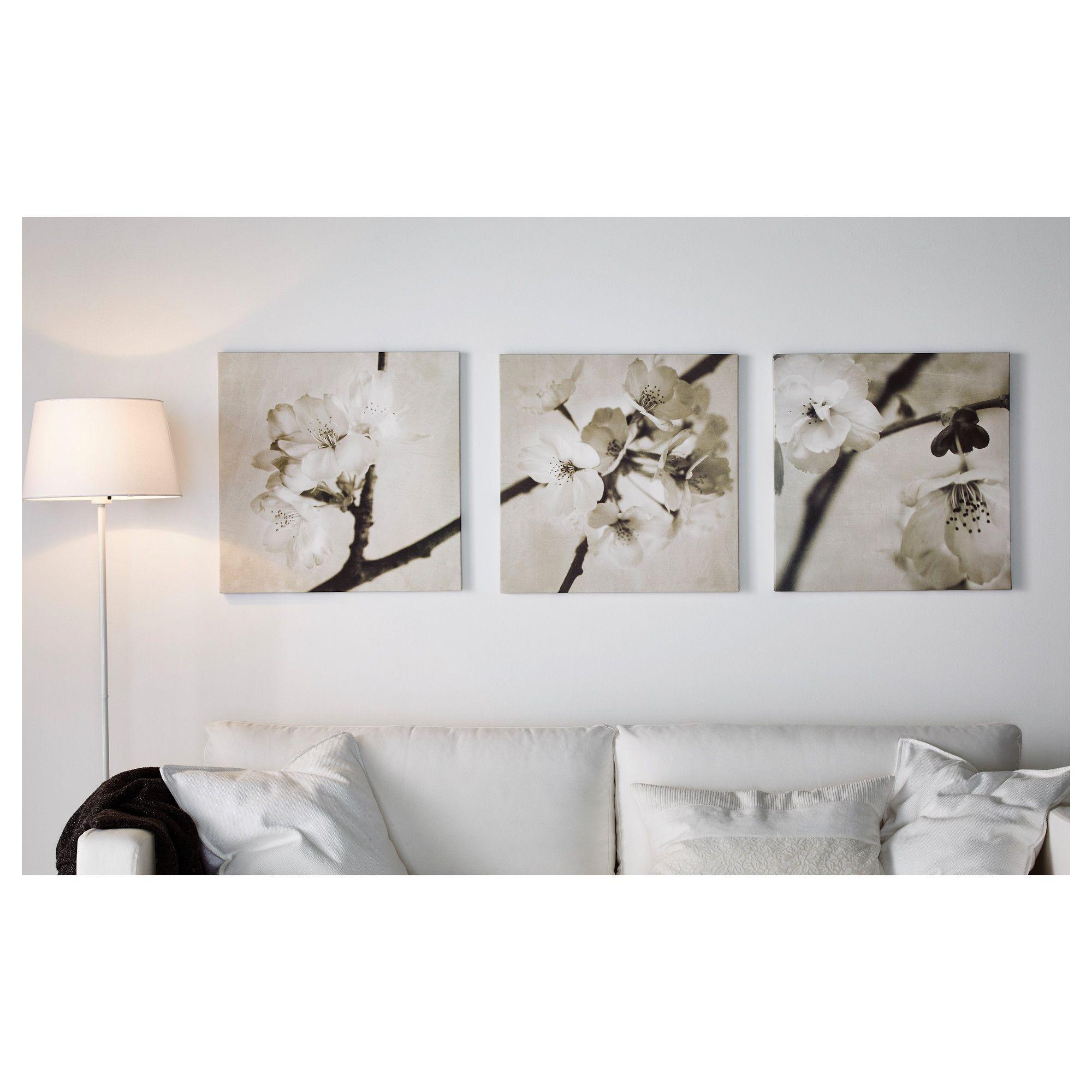 PJATTERYD Πόστερ, σετ 3 τεμ. - IKEA | home sweet home | Pinterest ...