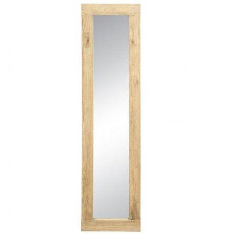 Como colgar un espejo elegant hay quien prefiere usar el espejo solamente como tapa y colgar - A que altura colgar un espejo de cuerpo entero ...