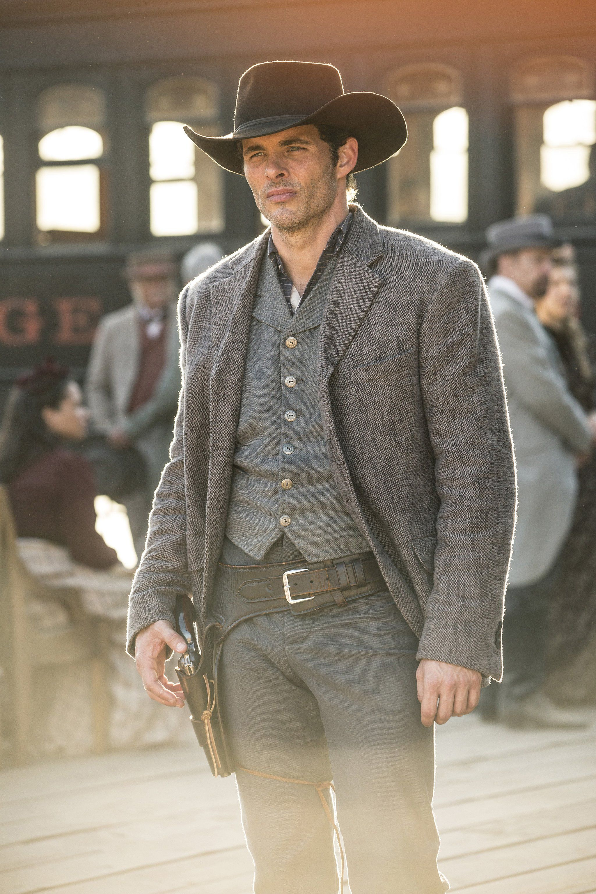 0130e265549 Teddy Flood From Westworld