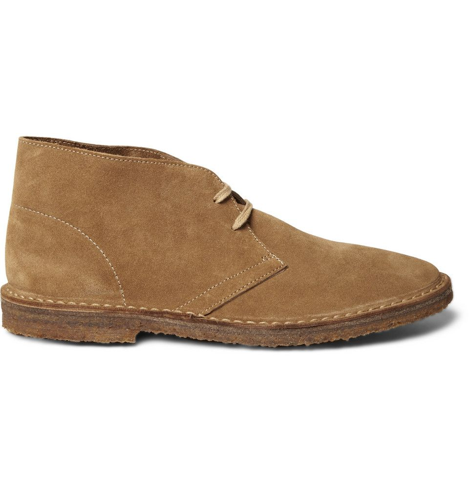 Can't get enough of desert boots