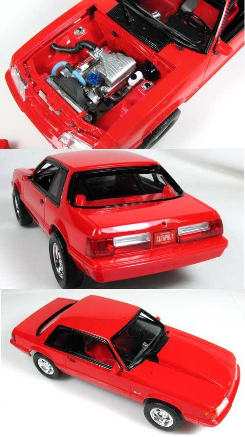 Revell Ford Mustang Drag Car