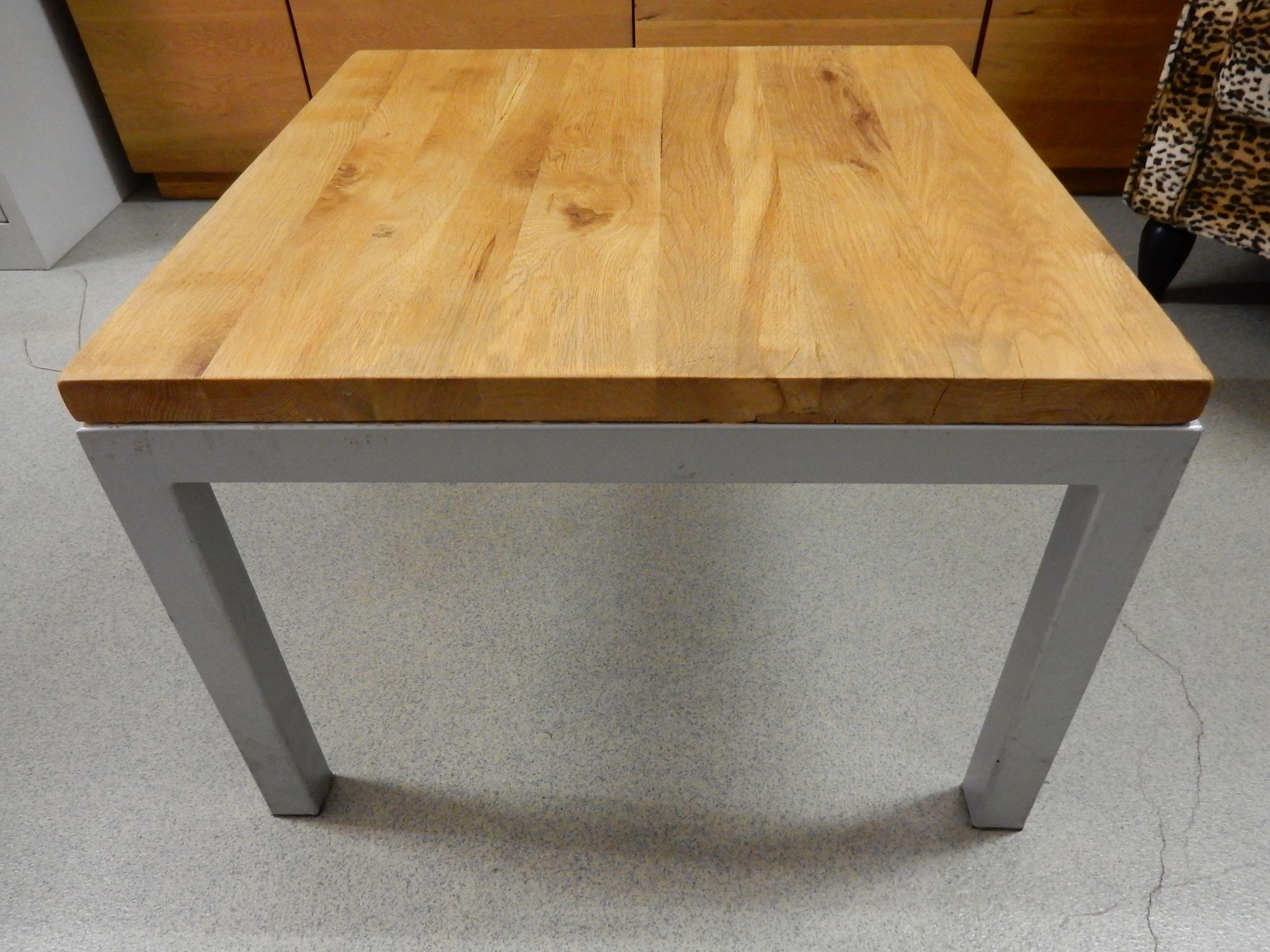 Licht Eiken Eettafel : Zelf tafel maken blank eiken modern ontwerp. cool with zelf tafel