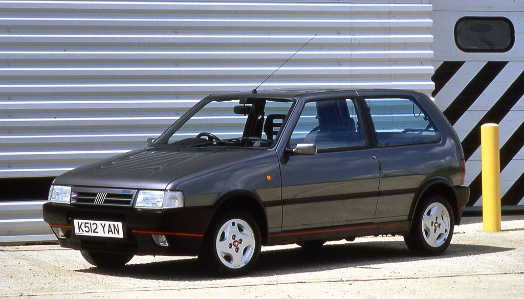 Fiat Uno Turbo I E Mk2 Owned One Of These Too Fiat Uno Fiat Cars Fiat