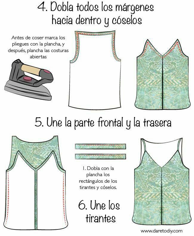 Pin de Normiux en costura   Pinterest   Costura