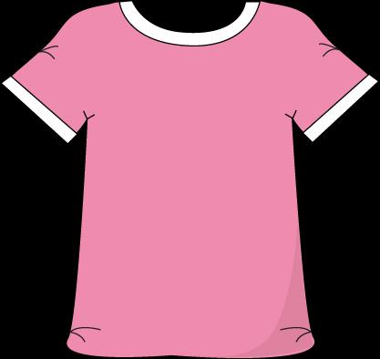 Slikovni rezultat za pink shirt clipart