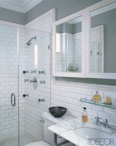 Room Style Bathroom Contemporary Notes In The Bathroom Of A New