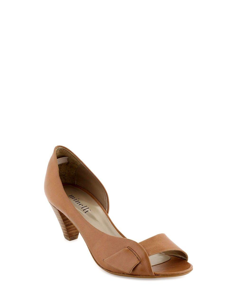 44fcb2c878515c Sandale - La Wavy version petit talon - Escarpins - Chaussures Femme  Printemps Eté