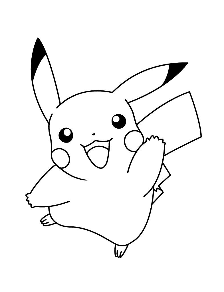 Pikachu And Pokemon Coloring Pages Coloring Pages Pokemon Coloring Pokemon Coloring Pages Cartoon Coloring Pages [ 1024 x 785 Pixel ]