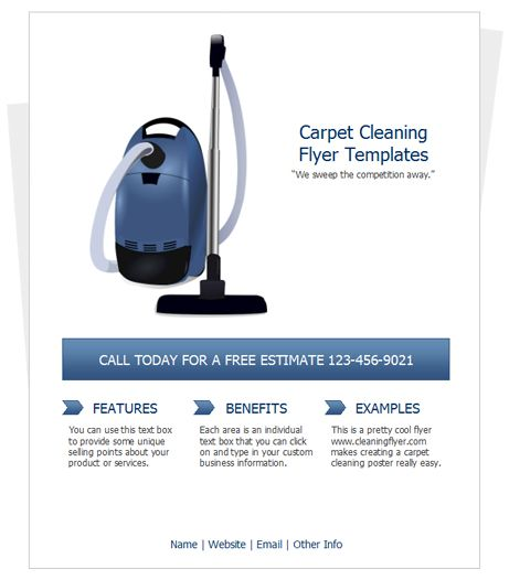 Cleaning Brochure Template Cleaning Business Brochures Best