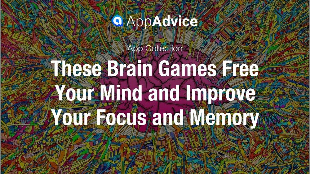 Brain Games Free Your Mind and Improve Your Focus and